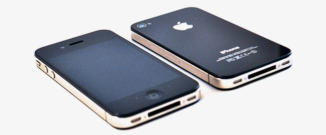 Nos réparateurs réparent les écrans cassés, les batteries, les boutons et les iPhone 4 tombés dans l'eau.