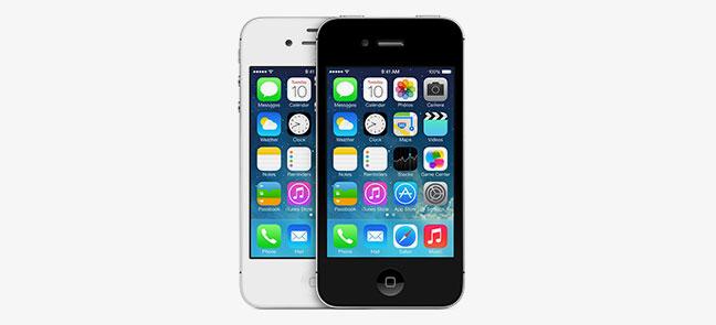 Réparez à Nantes l'écran cassé de votre iPhone 4s.