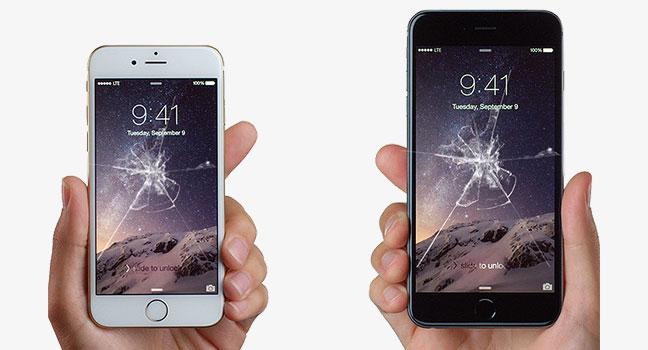 Le remplacement d'un écran cassé d'iPhone peut se faire en 1 heure à Nantes.
